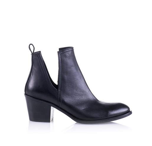 Cut Out Bootie - MESSINA