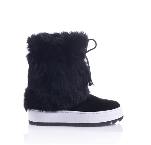 Fur Booties - ALPHA
