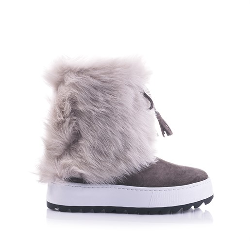 Vizon Fur Booties - ALPHA