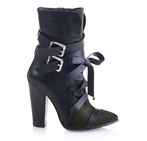 Ankle Bootie - Isabel
