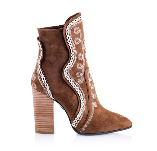 Ankle Bootie - VEGAS