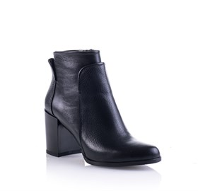 Siyah  Ankle Bootie - WELMA